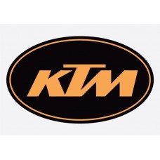 Bike Decal - KTM 3