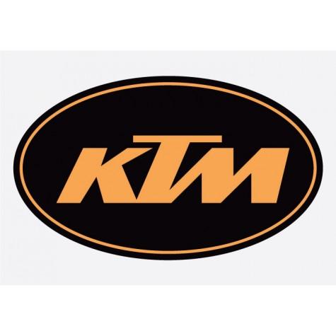 Bike Decal - KTM 3