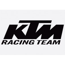 Bike Decal - KTM 4