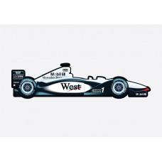 McLaren F1 1999 Sticker