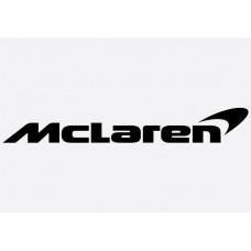McLaren Formula 1 Sticker
