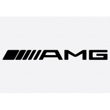 Mercedes AMG Formula 1 Sticker