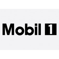 Mobil 1 Formula 1 Sticker