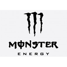 Monster Energy Formula 1 Sticker