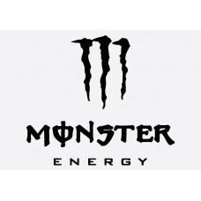 Monster Energy Formula 1 Sticker