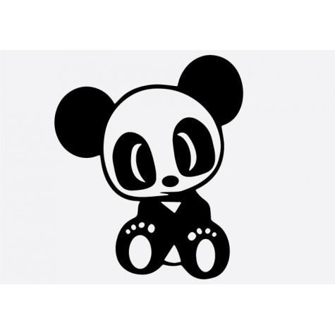 Panda JDM Graphic