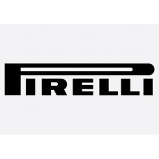 Pirelli Formula 1 Sticker