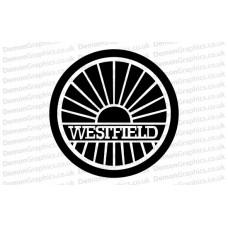 Westfield 1 Sticker