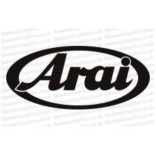 Bike Decal (Pair of) Arai
