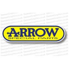 Bike Decal (Pair of) Arrow