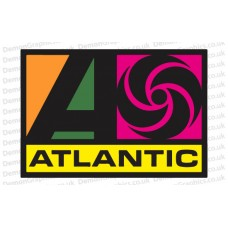 Atlantic Records 1 Sticker