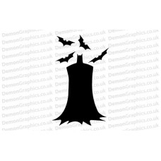 Batman 5 Sticker