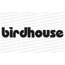 Birdhouse Skateboards Sticker (Pair)