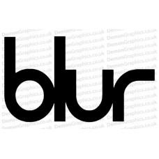 Blur Sticker