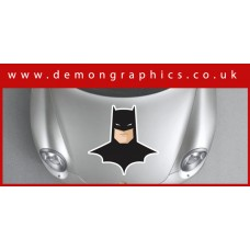 Bonnet Sticker - Batman Mask