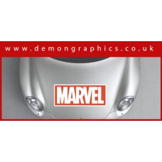 Bonnet Sticker - Marvel