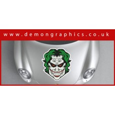 Bonnet Sticker - The Joker