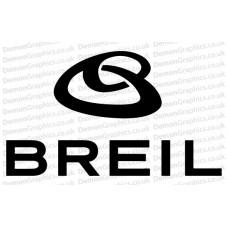 Bike Decal (Pair of) Breil