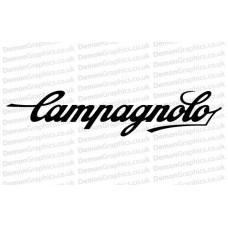 Campagnolo Vinyl Sticker