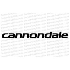 Cannondale Vinyl Sticker