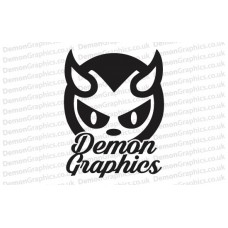 Demon Graphics Sticker 1