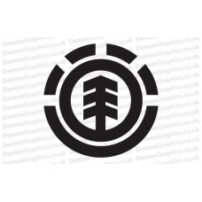 Element Skateboards Sticker (Pair)