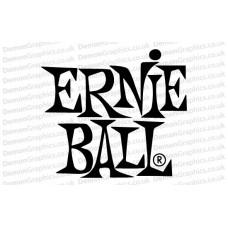 Ernie Ball 1 Sticker
