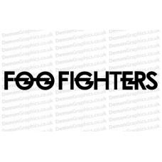 Foo Fighters Sticker