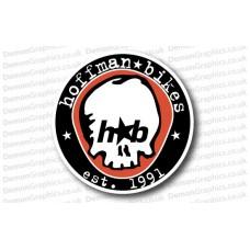 Hoffman Bikes Vinyl Sticker