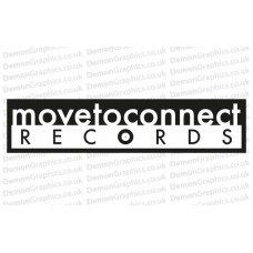 movetoconnect Records Sticker