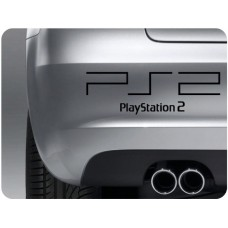 Playstation 2 sticker (pair)