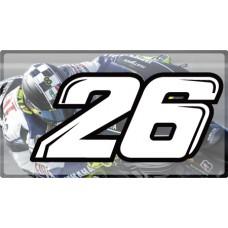 Racing Numbers Dani Pedrosa