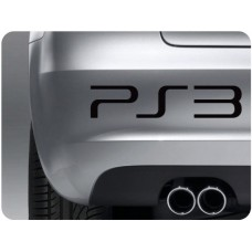 Playstation 3 sticker (pair)