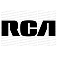 RCA Records Sticker