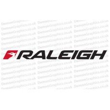 Raleigh Vinyl Sticker