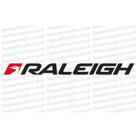 Raleigh Vinyl Sticker