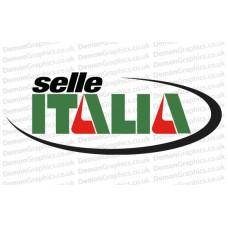 Selle Italia Vinyl Sticker
