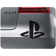 Playstation sticker (pair)
