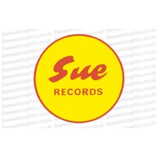 Sue Records Sticker
