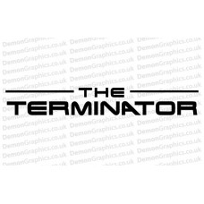 The Terminator Sticker