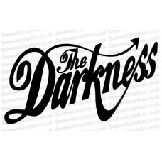 The Darkness Sticker