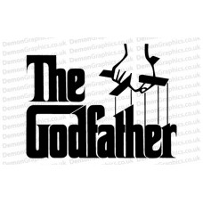 The Godfather Sticker