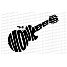The Monkees Sticker