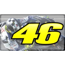 Racing Numbers Valentino Rossi