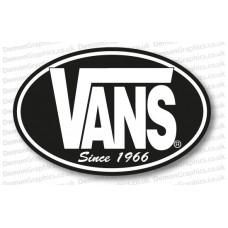 Vans 1966 Sticker