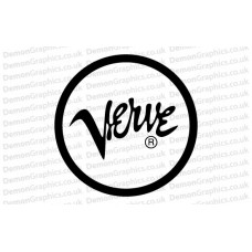 Verve Records Sticker
