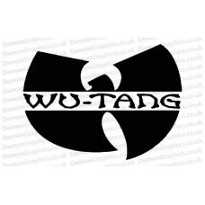 Wu-Tang Clan Sticker