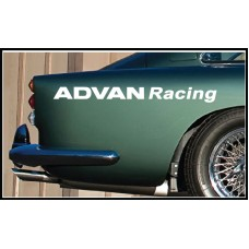 Advan Racing Vinyl Sticker