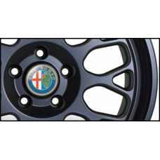 Alfa Romeo Wheel Badges (Set of 4)