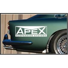 Apex Vinyl Sticker